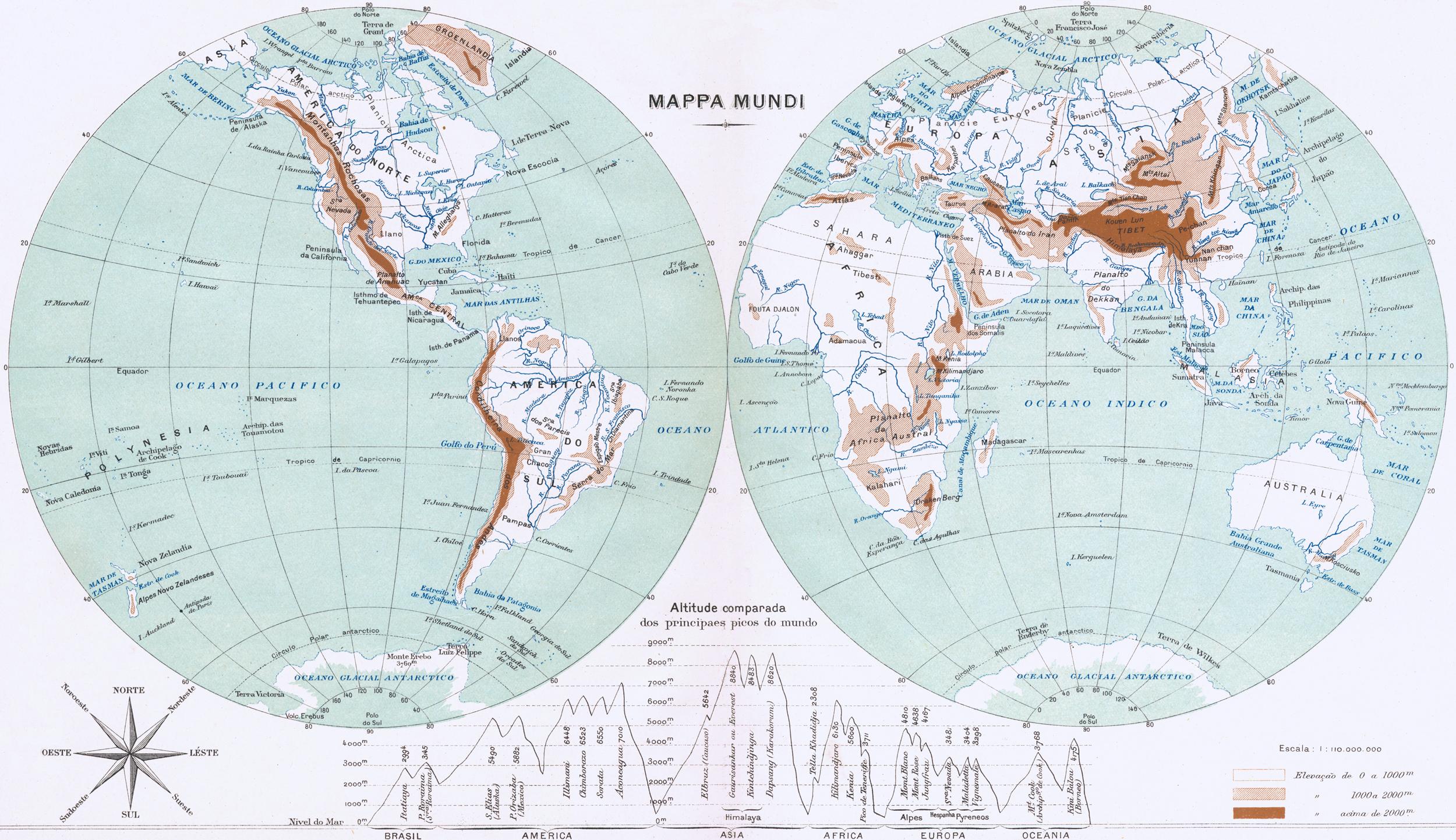 Geographia  Atlas de 1923