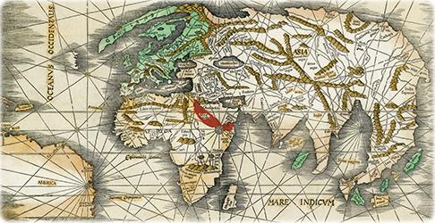 Mapa Stevens Brown